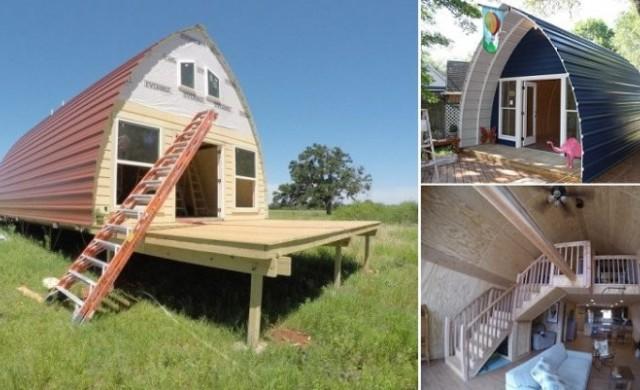 Малка къща за под 1000 долара