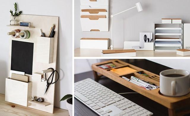 6 лесни начина да организирате бюрото