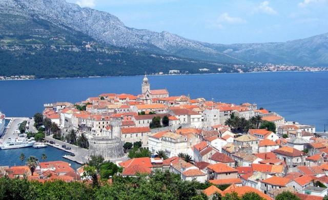 Четири от най-добрите хърватски острови