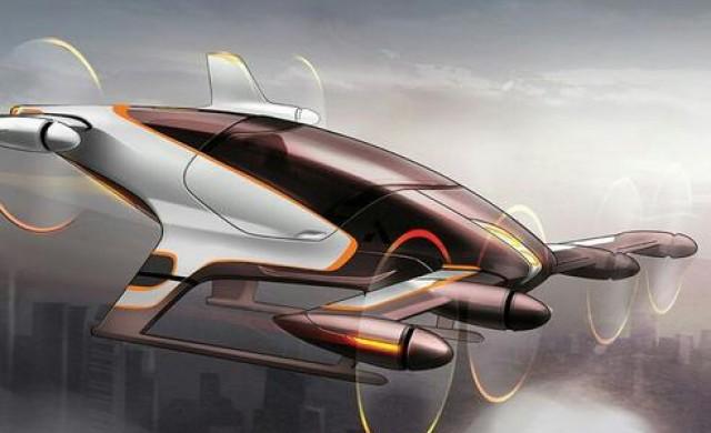 Airbus ще тества автономни летящи таксита до края на годината