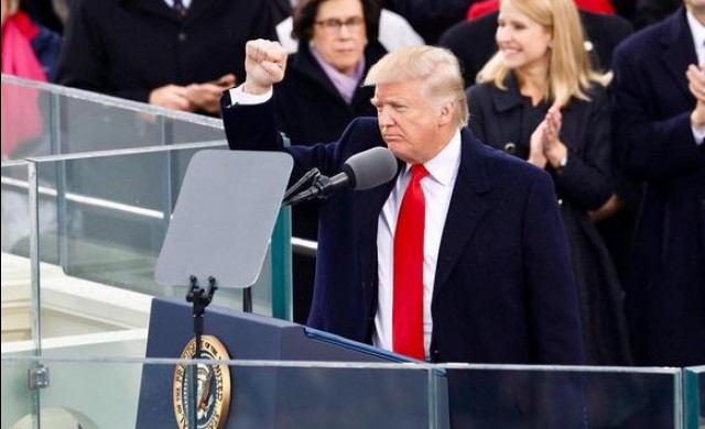 11 неща, които се случиха след встъпването в длъжност на Тръмп