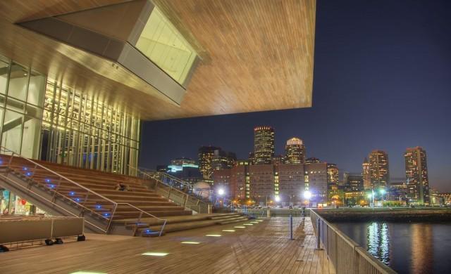 10 американски музея с впечатляваща архитектура