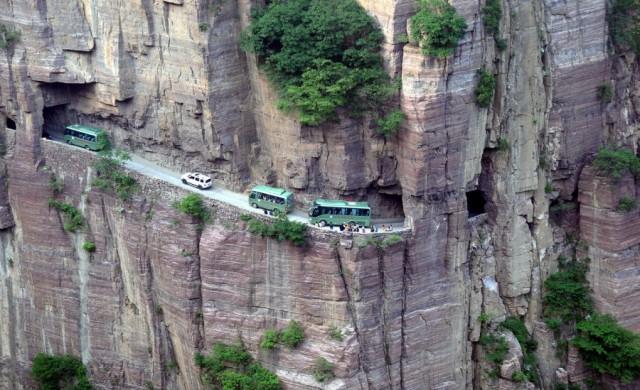 15-те най-опасни пътища в света