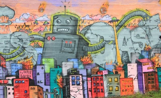 20 гениални улични творби от цял свят