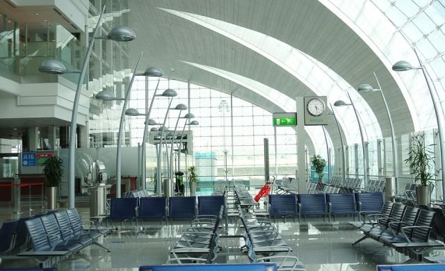Летището в Дубай е най-натовареното в света