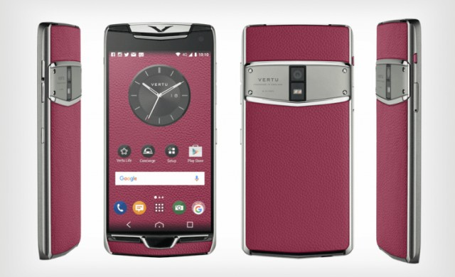 Vertu Constellation - смартфонът за много богати