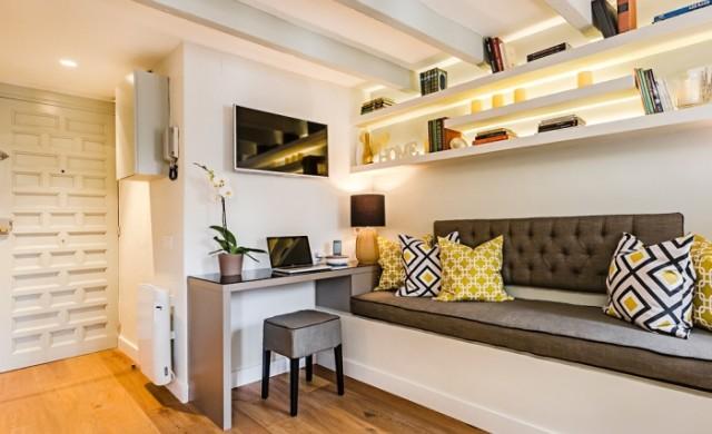 15 интериорни хитринки за едностаен апартамент