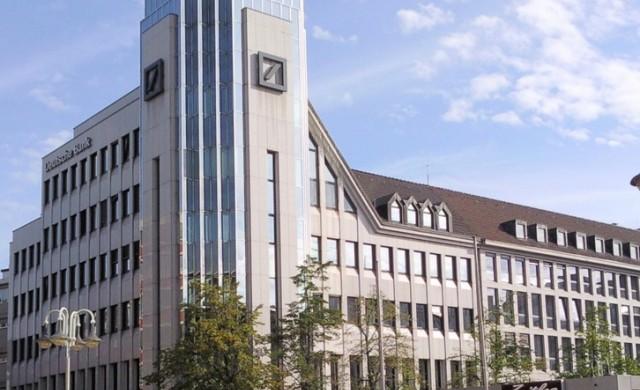 Глобиха Deutsche Bank с 630 млн. долара заради пране на пари