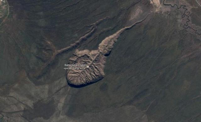 Врата към подземния свят:  сибирският кратер Батагайка