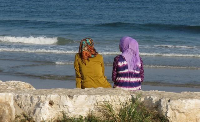 Зад вратите на харема: Как наистина живеят арабските жени