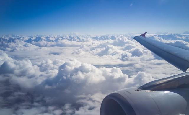 Грешка на авиокомпания осигури на жена полет в празен самолет