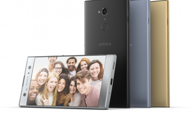 Sony представи новите си смартфони Xperia XA2 и Xperia XA2 Ultra