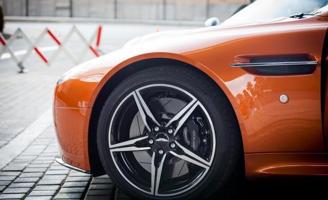 Aston Martin се цели в 6.8 млрд. долара пазарна капитализация