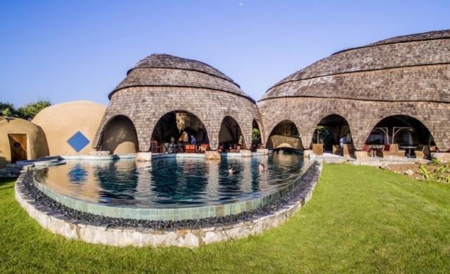 Този еко курорт гледа към най-известния парк в Шри Ланка