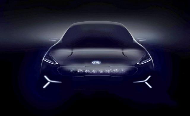 Появиха се снимки на новия електрокросоувър на Kia
