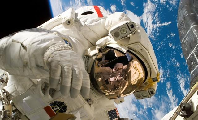 Астронавтът, пораснал с 9 см в Космоса, е по-висок само с 2