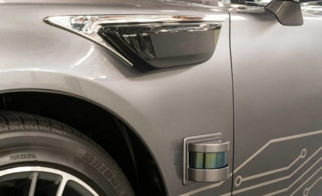 Новата Toyota вижда на 200 метра далечина във всички посоки