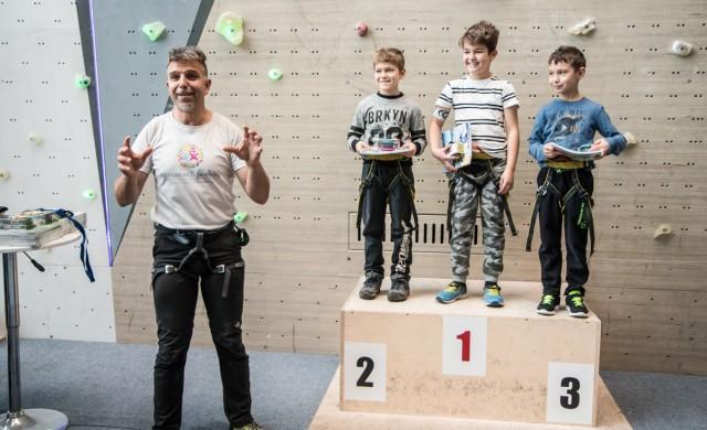 Наградиха победителите в състезание по катерене за деца с диабет