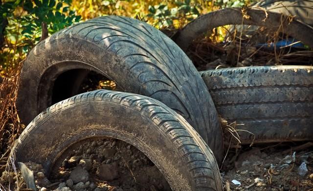 Събират стари гуми и в Красна поляна в столицата