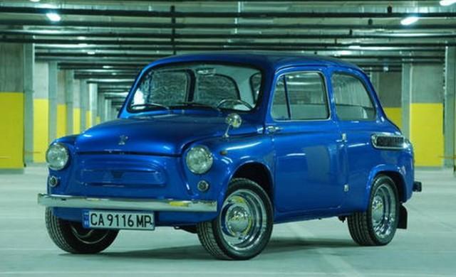 Запорожец с БГ номера на цената на нов VW Tiguan