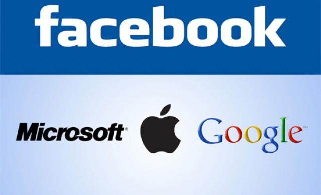 Топ 10 на най-скъпите щатски компании