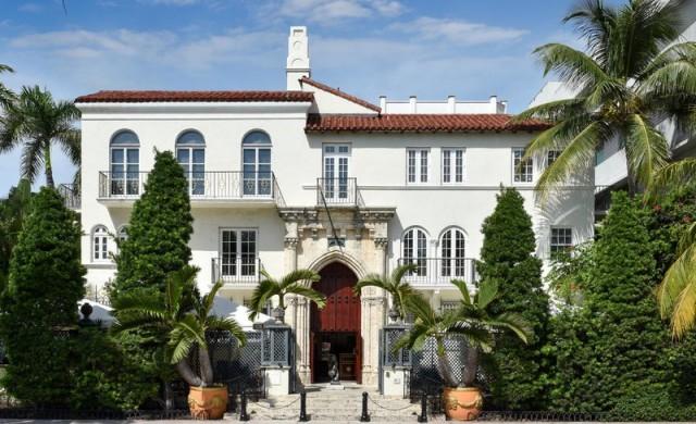 Известната вила на Версаче сега е хотел
