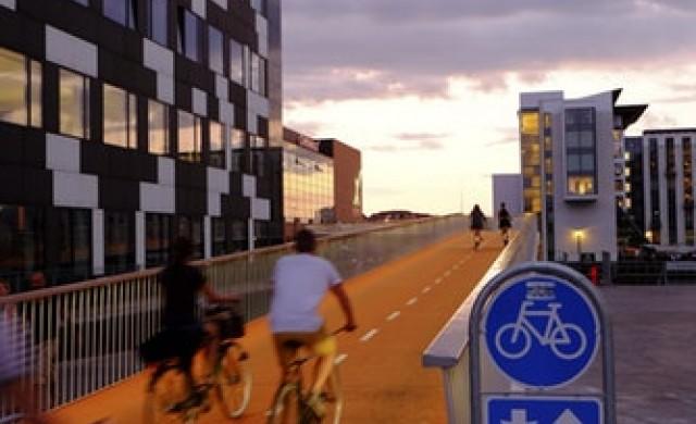 Най-добрите градове за велосипедисти