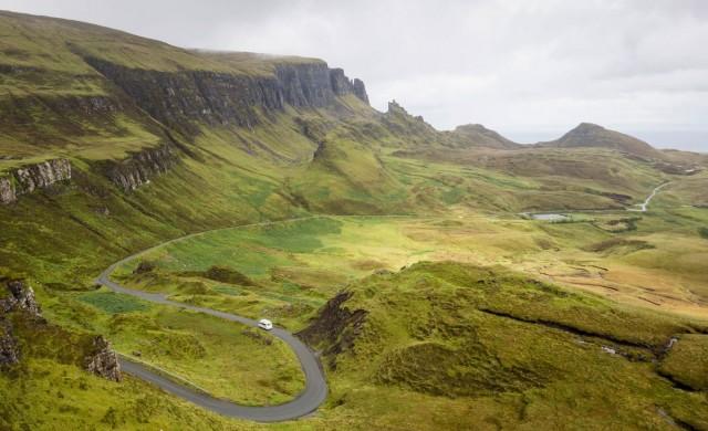 10 невероятни неща, които трябва да видите в Шотландия