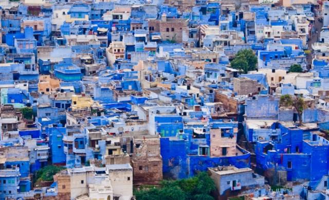 Най-цветните и невероятни градове в света