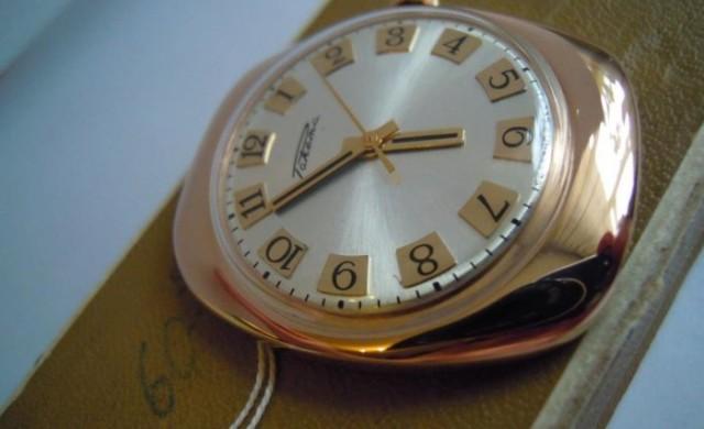 10 култови съветски часовника