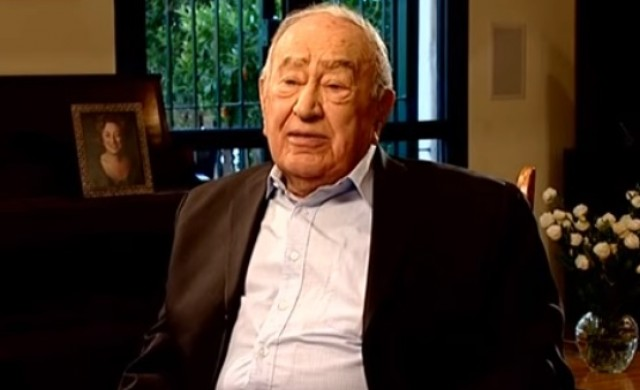 Вторият най-възрастен милиардер в света е оцелял от Холокоста