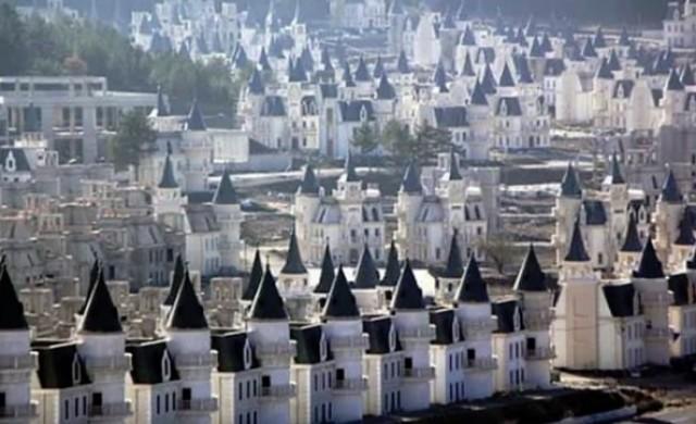 Спряха строежа на комплекс от 732 замъка в Турция за $200 млн