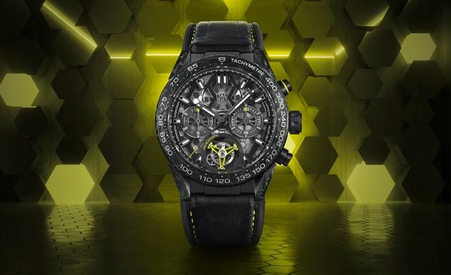 Tag Heuer представи иновативен часовник
