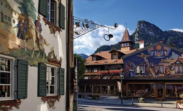 Това е едно от най-красивите села в Европа