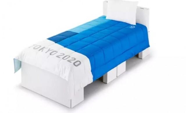 Олимпийците ще спят на картонени легла в Токио