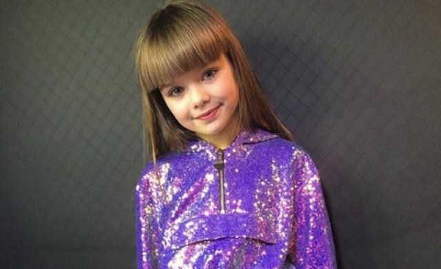 Най-красивото момиче в света порасна. Ето как изглежда сега