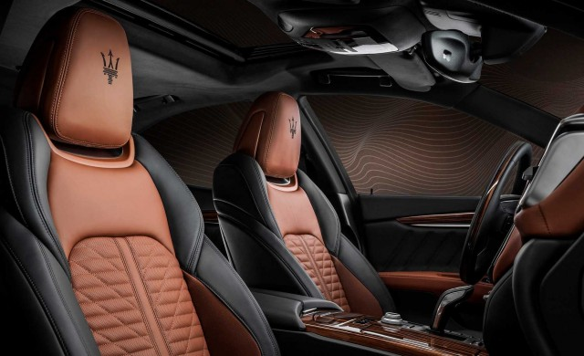 Maserati пуска серия кралски автомобили