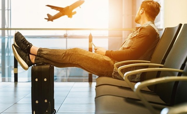 Как да се храним по време на полет?