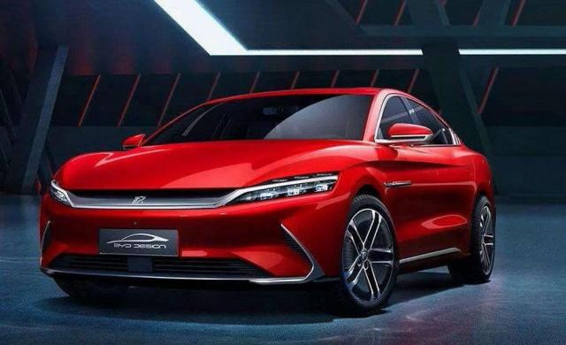 Китайският седан, който е евтина алтернатива на Tesla