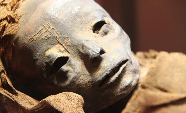 Мумия на 3000 години