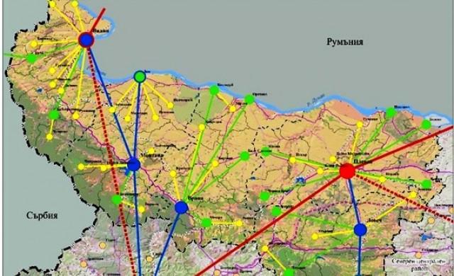 Видин и Плевен предложени за центрове на растеж в Северозападa