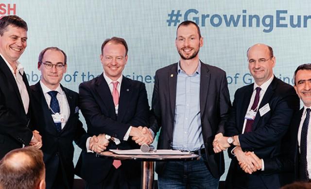 BULPROS е съосновател на новия бизнес съвет на ЦИЕ Growing Europe