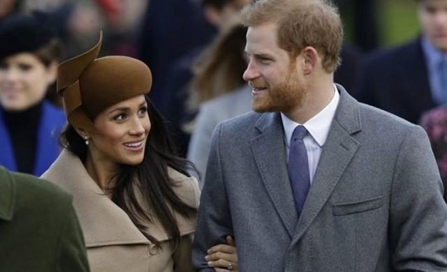 Принц Хари си намери нова работа?