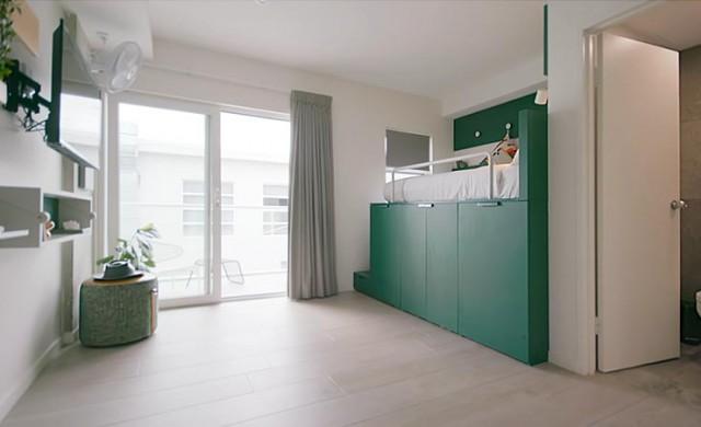 Малък апартамент, много идеи