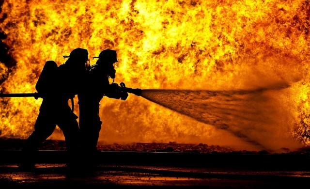 Как виртуалната реалност помага на пожарникарите?