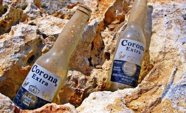 Скок в търсенията на бира Corona + вирус в Google