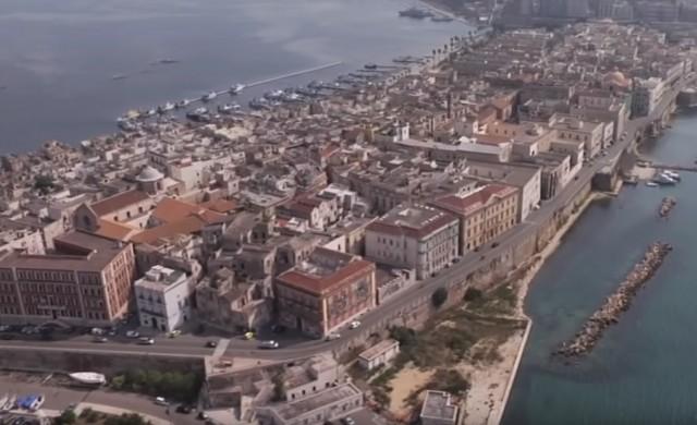 Италиански крайбрежен град предлага имоти за едно евро