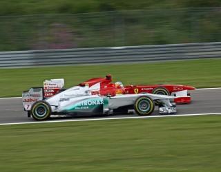 Откраднати снимки на Шумахер в кома се продават за 1.17 млн. евро