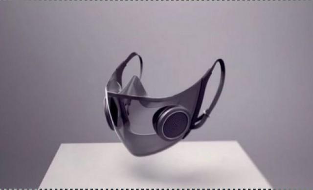 Какво може да прави най-умната предпазна маска в света?