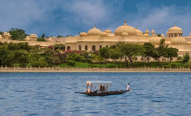 Най-красивите хотели край езера в света